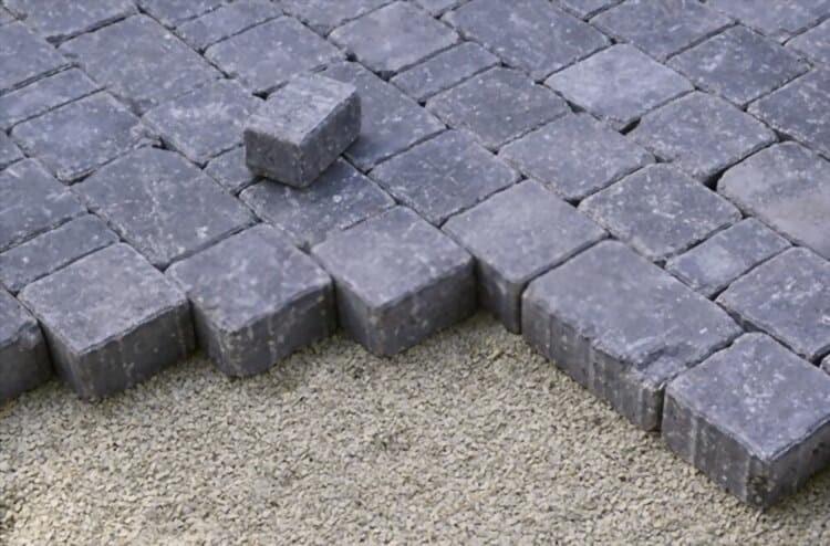 cobblestone driveway cost uk