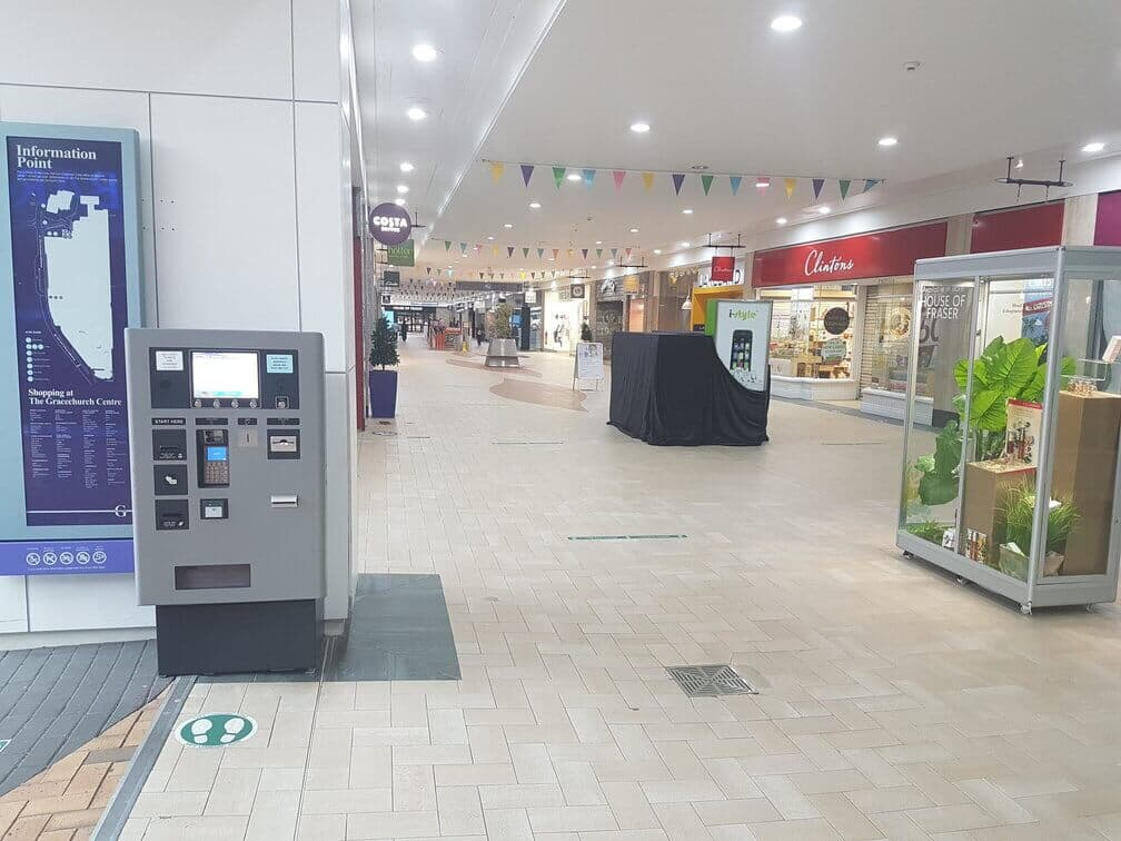gracechurch shopping centre sutton coldfield